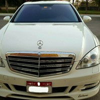 Used Mercedes Benz S550 2007 in Dubai, UAE