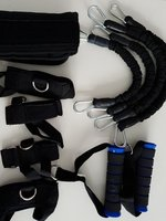 Used Boxing training resistance band set in Dubai, UAE