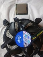 Used i3 2100 + Intel CPU Stock Cooler in Dubai, UAE