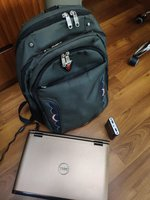 Used Dell Vostro 3550, A bag, a MB 10,000mah in Dubai, UAE