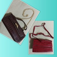Used Buy 1 get 1 free massenger bags for her in Dubai, UAE