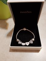Used Authentic Pandora Bracelet in Dubai, UAE