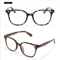 Buy 1 get 1 free leopard glasses frames