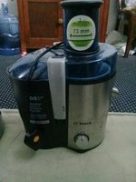 Used Bosch juice extractor made in germany in Dubai, UAE