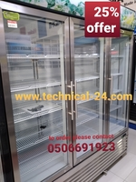 Used Freezer and chiller,فريزرات وثلاجات in Dubai, UAE