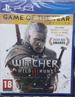 PS4 the witcher