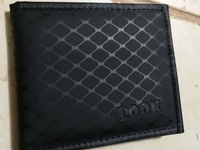 Used New black men wallet in Dubai, UAE