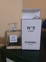 Used CHANEL N5 LEAU 100 ML in Dubai, UAE