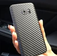 Carbon Skin For S7/S7 Edge