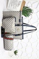 Used Gucci white 4 in 1 set of bag in Dubai, UAE
