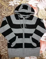 Used STRIPES HOODIE in Dubai, UAE