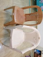 Used Plastic chairs in Dubai, UAE