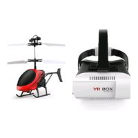 Used Special Vr box+remote helicopter toy in Dubai, UAE