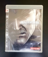 Used Metal Gear solid 4 for PS3 in Dubai, UAE