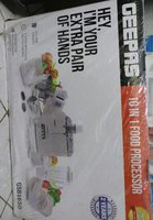 "Used Geepas ""Food processor""  Brand new in Dubai, UAE"