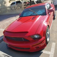 Used Ford Mustang Shelby-500 in Dubai, UAE