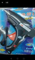 SAAK Brand Hot Melt Glue Gun 65W New