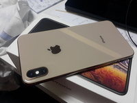 Used Apple iPhone xs max256 gb gold+Bose hfo in Dubai, UAE