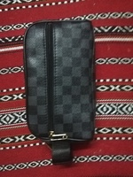 Used LV hand pouch New.. in Dubai, UAE
