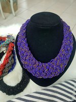 Used Beaded Necklace at 25 aed! New in Dubai, UAE