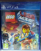 ps4 game- LEGO MOVIE