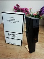 Used Carolina Herrera bad boy men perfume in Dubai, UAE