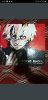 Used Tokyo ghoul manga full set with poster in Dubai, UAE