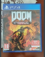 Used Doom Eternal PS4 in Dubai, UAE