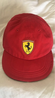 Used Original Ferrari Cap - 12-24 Months in Dubai, UAE