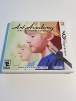 Used ART ACADEMY NTSC 3DSGAME🎮 LIKE NEW💎 in Dubai, UAE
