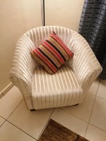 Used Two tub chairs 75aed in Dubai, UAE
