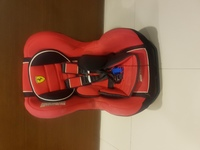 Used Ferrari baby car seat in Dubai, UAE