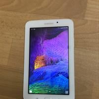 Used Samsung Galaxy Tab 3, 8GB, 1 Gb Ram, 6 Months Used in New Condition  in Dubai, UAE