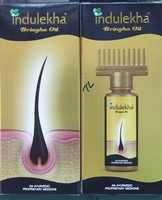 Used Indulekha bringha oil in Dubai, UAE