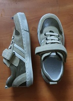 Used Bo-bell grey brand new shoes in Dubai, UAE