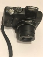 Used CANON POWER SHOT 9MP 10X zoom with 2 GB in Dubai, UAE