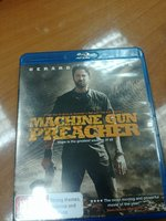 Used Machine gun preacher bluray in Dubai, UAE