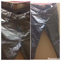 Giordano Long Rise Skinny Tapered Jeans  Size: 26-28