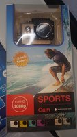 Used Action pro Sport Cam water proof camera in Dubai, UAE