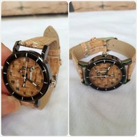 Used S & Y brown watch for her in Dubai, UAE