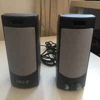 Used Acer desktop speakers NEW in Dubai, UAE
