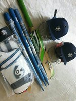 Used Branded cricket kit for sale@cheap price in Dubai, UAE