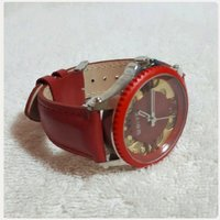 Fabulous Red Weiya Watch for Lady