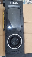 Used EVGA NVIDIA GeForce GTX TITAN X 12GB GPU in Dubai, UAE