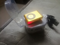 Used Simple mp3 player+ Charging cable Only in Dubai, UAE
