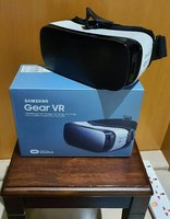Used (Unused) Original Samsung Gear VR in Dubai, UAE