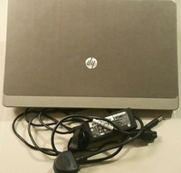 Used Hp 10 camputer with charger in Dubai, UAE