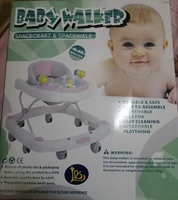 Used Baby Walker 6-18 month in Dubai, UAE