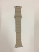 Used Apple Watch Strap Leather for 42mm in Dubai, UAE