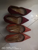 Used Preloved Mossimo and Coach Heels Shoes in Dubai, UAE
